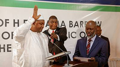 Le président de la Gambie présente ses projets de développement
