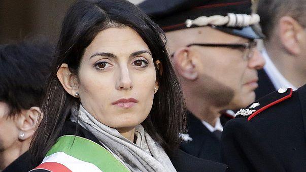 Amtsmissbrauch und Falschaussage: Ermittlungen gegen Roms Bürgermeisterin Raggi