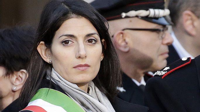 Korrupciós botrány fenyegeti a korrupció felszámolását ígérő római polgármestert