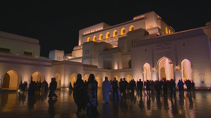 La Royal Opera House Muscat
