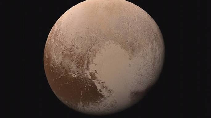 NASA reveals what it might be like to land Pluto