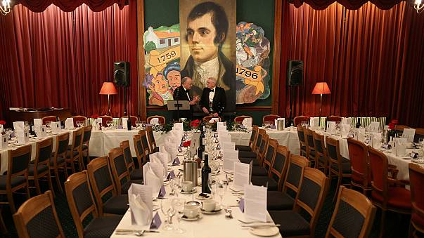 Burns Night: Wie die Schotten ihren Nationaldichter feiern