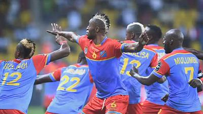 DR Congo through to quarters, Togo knocked out