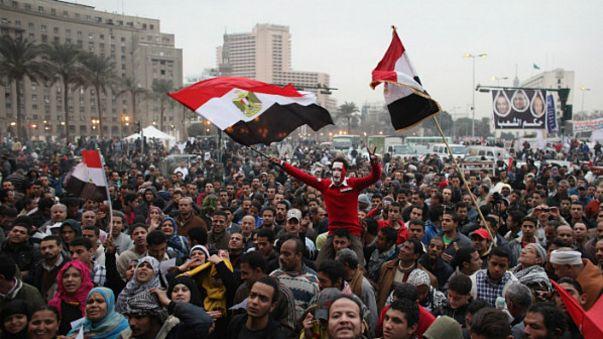 الثورة المصرية حاضرة غائبة