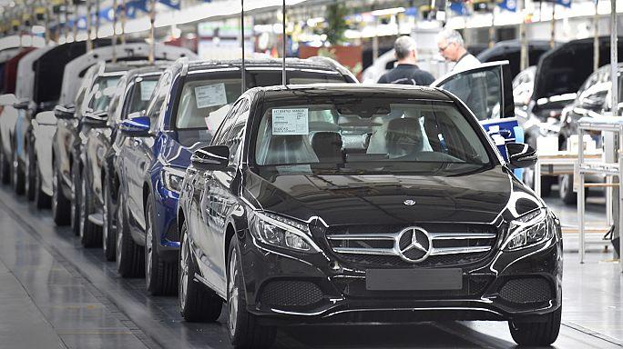 """Exportações da Alemanha fecharam 2016 imunes ao """"efeito Trump"""""""