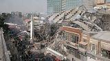 Iran : les pompiers retrouvent les corps de leurs collègues dans les ruines