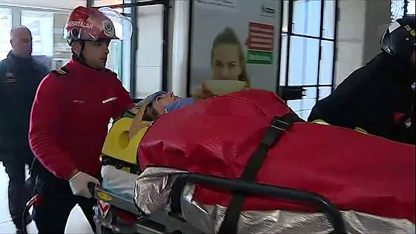 Kompot ért baleset Portugáliában