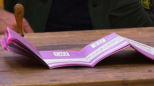 El Constitucional italiano suprime el sistema de dos vueltas para las elecciones legislativas.