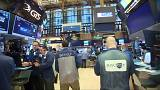 Dow over 20,000, global shares rally