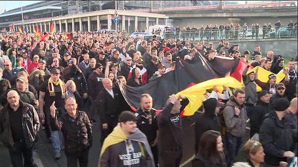 Festnahmen bei Razzia gegen deutsche Rechtsextreme