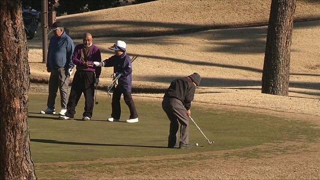 Tokyo 2020: la risposta del manager del club di golf sotto accusa