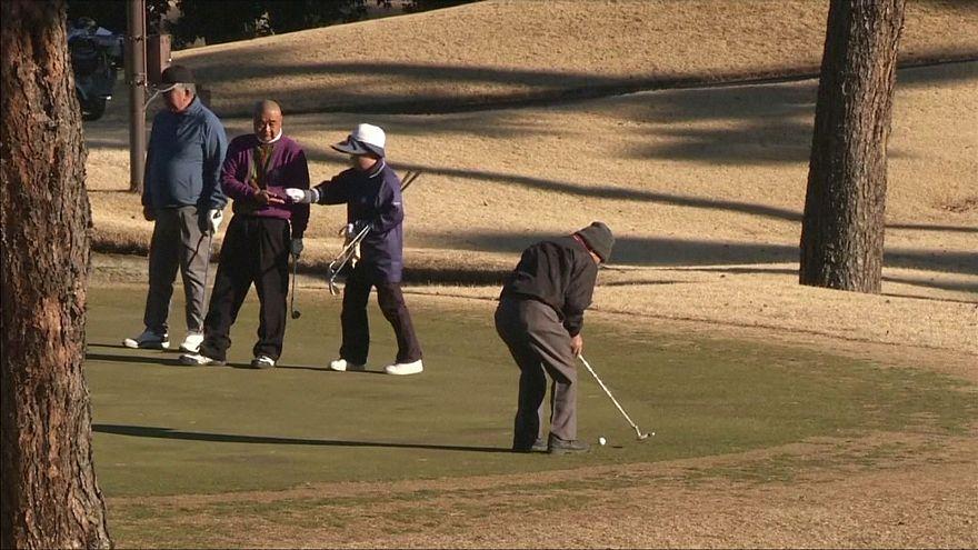 Sexismus-Debatte um japanischen Golf-Club Kasumigaseki hält an