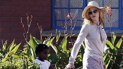 Madonna dément de nouveaux projets d'adoption au Malawi
