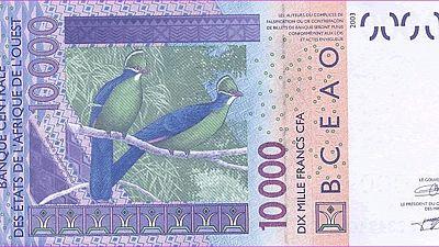 La Bceao contre les rumeurs de faux billets de banque