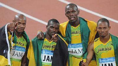 JO Pékin 2008: le relais jamaïquain disqualifié