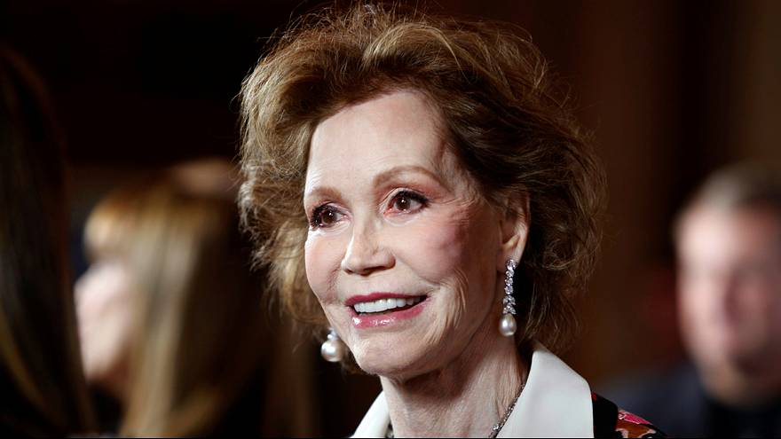 Addio all'attrice Mary Tyler Moore
