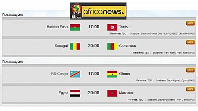 AFCON enters knockout phase as group stage wraps up