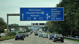 German government approves autobahn tolls