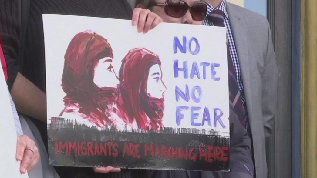 USA : les villes sanctuaires appellent à la résistance
