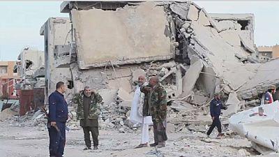 Libye : les forces de l'Est ont pris le district de Ganfouda