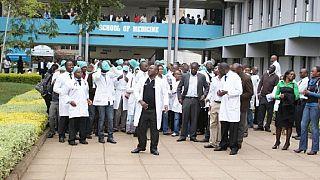 La justice kényane donne cinq jours aux médécins pour cesser leur grève