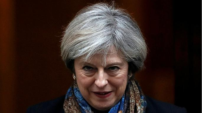 Opinion:Theresa May's Triple Bet