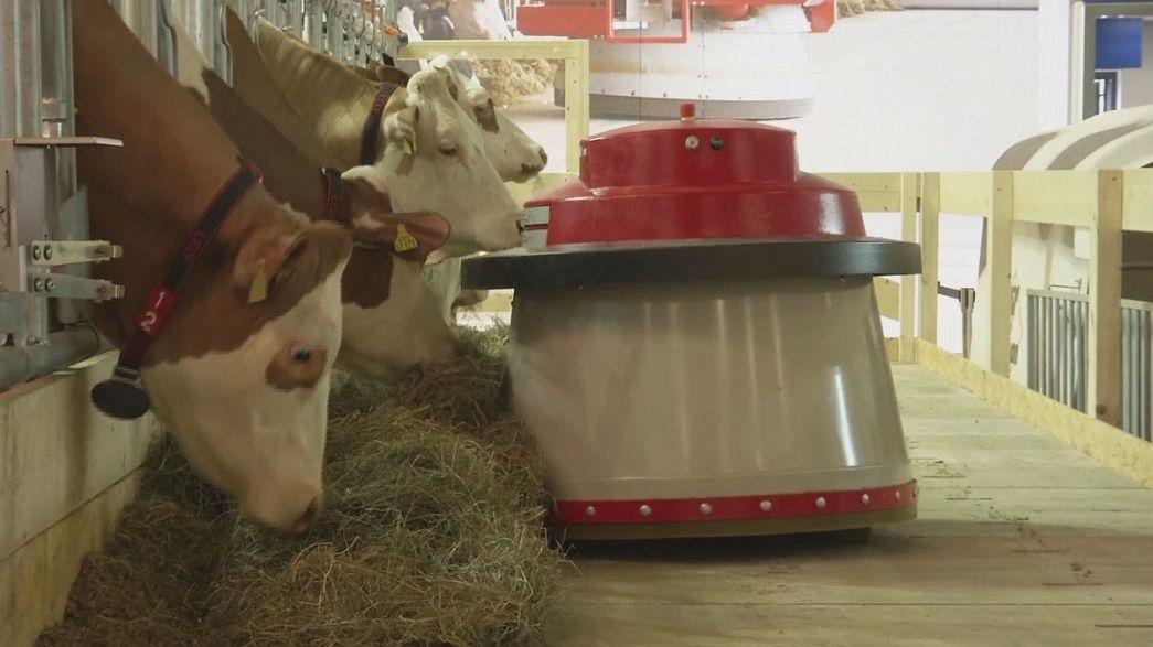 Ρομποτικά συστήματα στην υπηρεσία της γεωργίας και της κτηνοτροφίας
