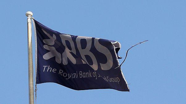 Королевский банк Шотландии: убыток из-за штрафа