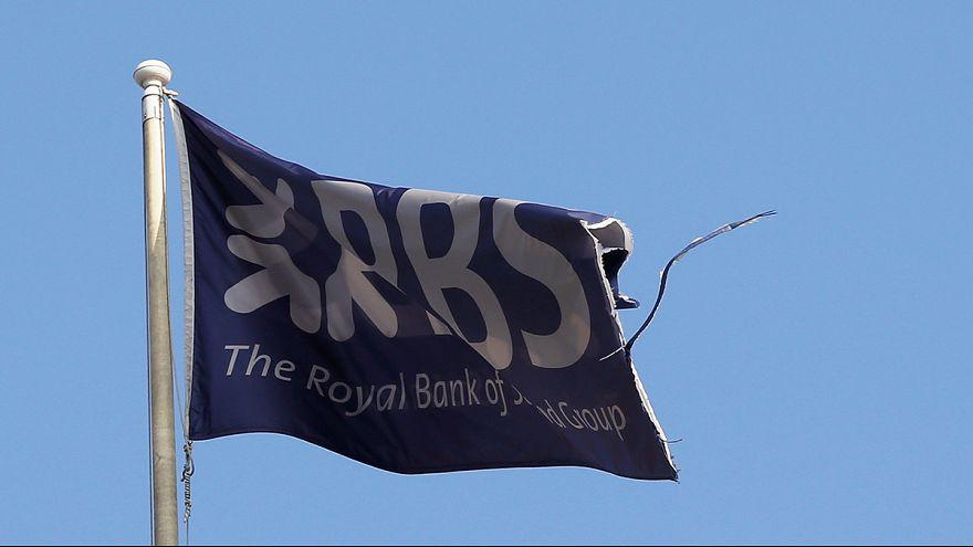 Royal Bank of Scotland büßt noch eine Runde für die Vergangenheit