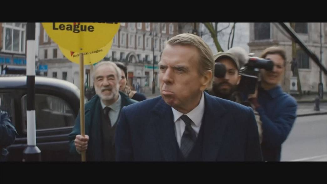 'Denial' - the story of a legal battle for truth with Timothy Spall and Rachel Weisz