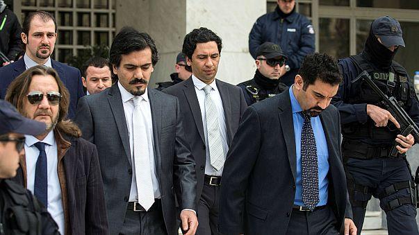No extraditarán a los soldados turcos huidos a Grecia tras el golpe de julio