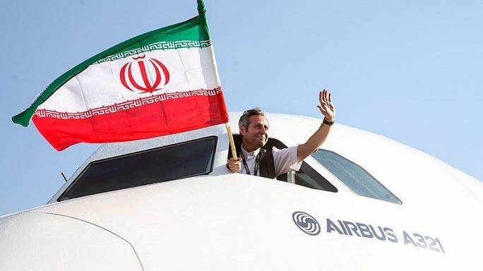 Iran: Flughafen Teheran soll wichtige Drehscheibe im Nahen Osten werden