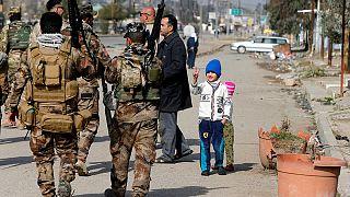 شمارش معکوس برای عبور ارتش عراق از شرق دجله به غرب موصل