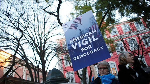 Index dubs USA a 'flawed democracy'