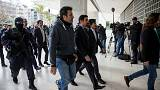 Turkey: Anger as Greek court rejects extradition of fugitive soldiers