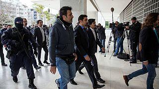 Supremo Tribunal grego desafia Ancara ao rejeitar extradição de militares turcos