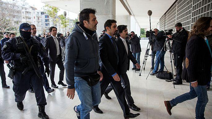 El Tribunal Supremo griego rechaza extraditar a ocho oficiales turcos acusados de golpismo