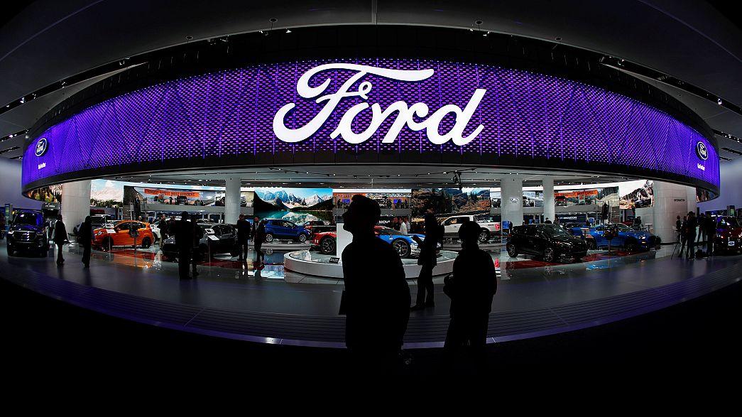 Ford gana un tercio menos que en 2015