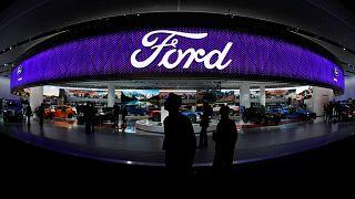 Ford : perte nette au 4e trimestre