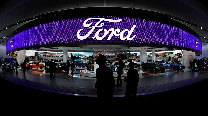 Ford profit down from Mexico plant hit
