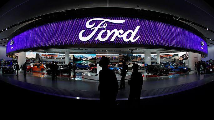 Ford: utile 2016 in netto calo rispetto all'anno precedente