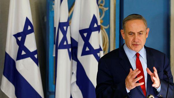 Netanjahu warnt vor wachsendem Antisemitismus im Westen