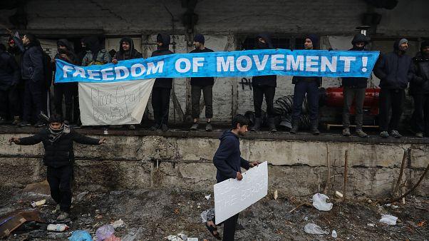 ЕС готов оплатить создание лагерей для беженцев в Ливии