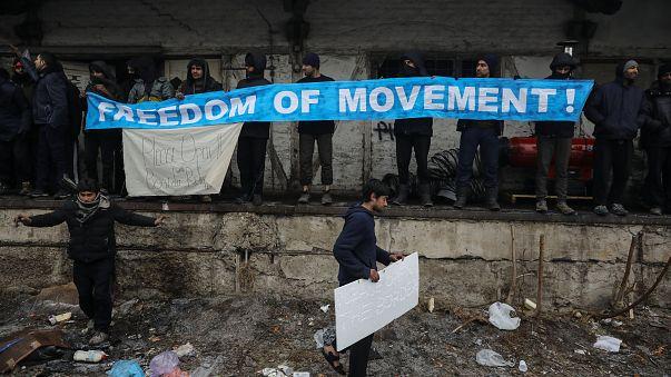 Mégis vizsgálja az unió a líbiai menekülttáborok ügyét