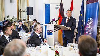 Hungary's Orban : 'Make Europe great again'