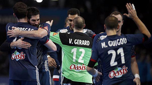 Francia vence a Eslovenia y se clasifica para la final del Mundial de balonmano