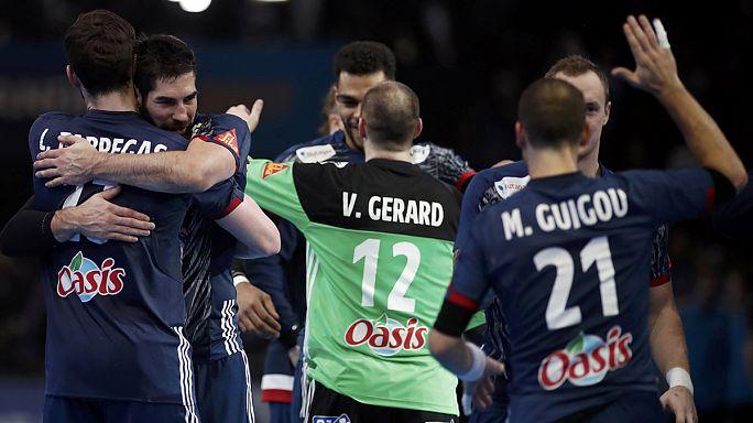 Pallamano, Mondiali: Francia in finale, battuta la Slovenia