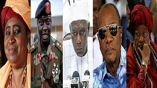 The Gambian 'political test': 5 key players besides Jammeh and Barrow