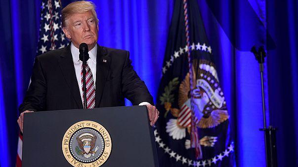 Trump pede trabalho legislativo aos congressistas republicanos
