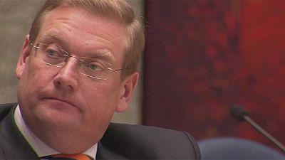 Démission du ministre néerlandais de la Justice